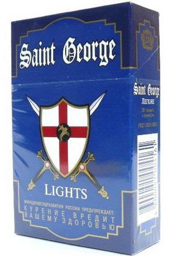 Оптом сигареты святой георгий штраф за продажу несовершеннолетним табачных изделий