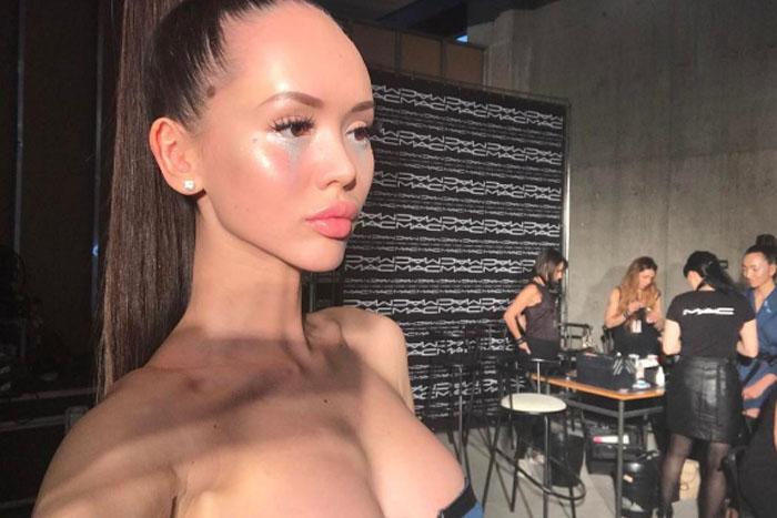 """""""У меня нет парня и я не удаляла ребра"""": Динара Рахимбаева - казахстанская """"Барби"""" с осиной талией"""