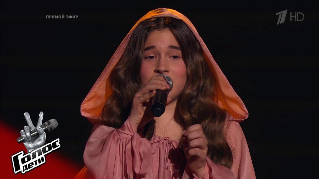 Дочь Алсу довела маму до слез, исполнив песню Юлии Началовой (видео)