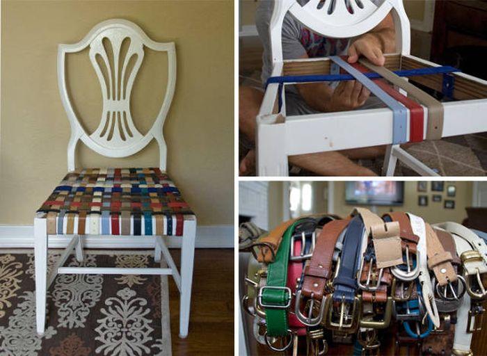 Креативные способы починить старые и сломанные вещи