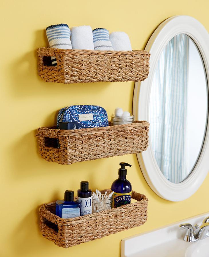 10 идей для дизайна маленькой ванной комнаты