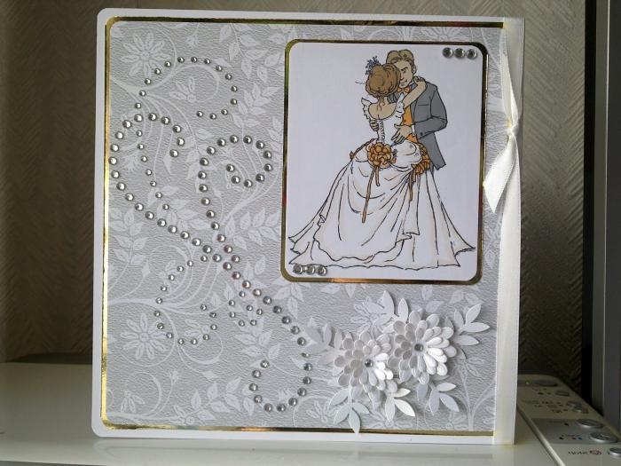 Идеи открыток на день свадьбы родителям своими руками, днем рождения папа