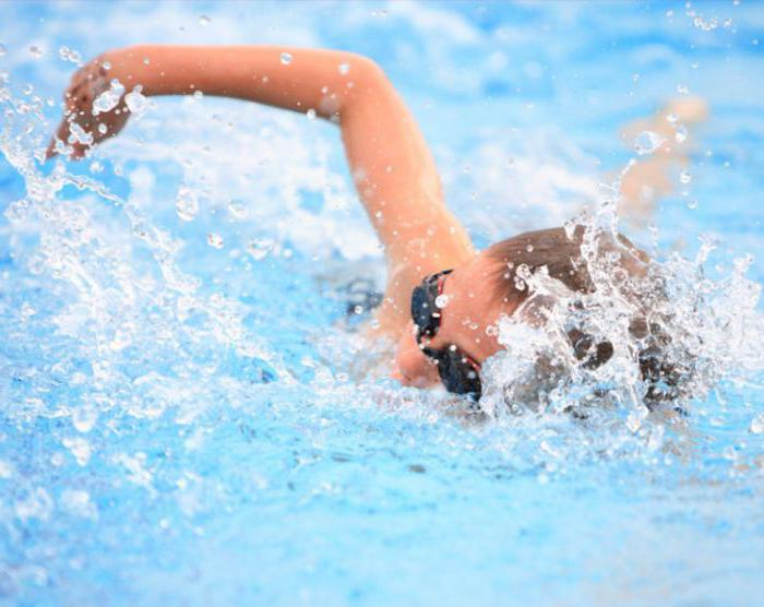 Похудеть быстро плаванием