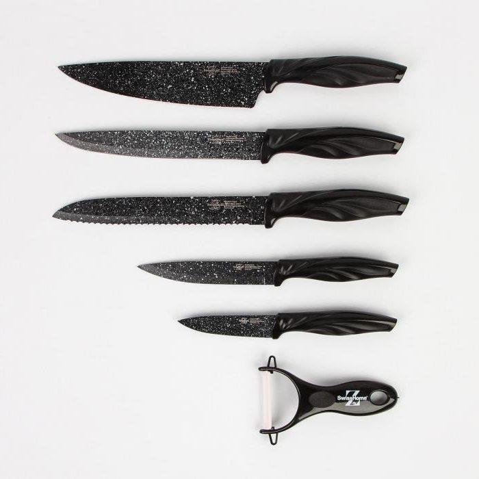 Набор ножей Сила гранита в Ачинске