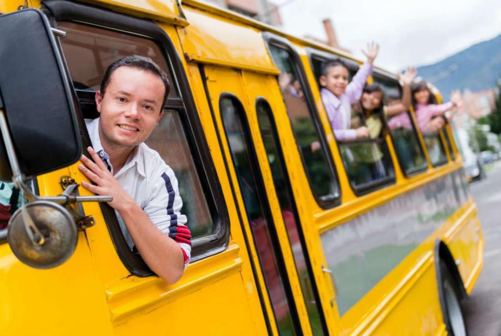 Картинки для водителя автобуса, новым