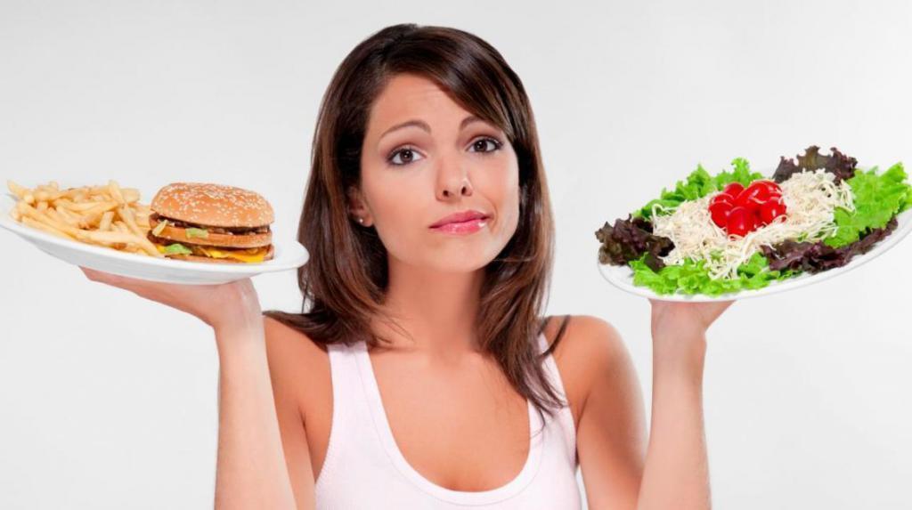 Если исключить мучное можно похудеть