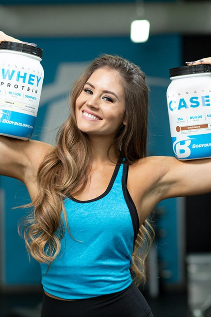 протеин для девушек для похудения