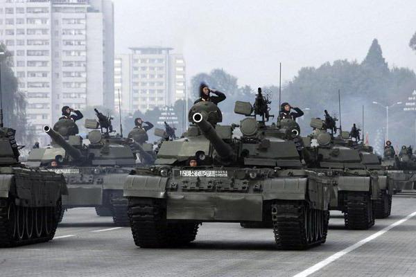 вооруженные силы кндр