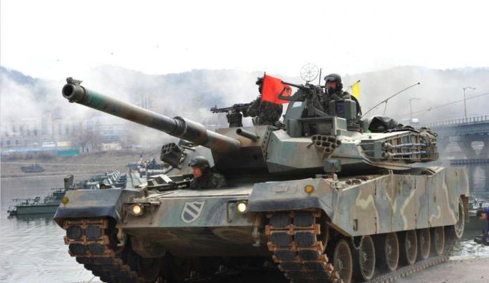 армия кндр вооружение