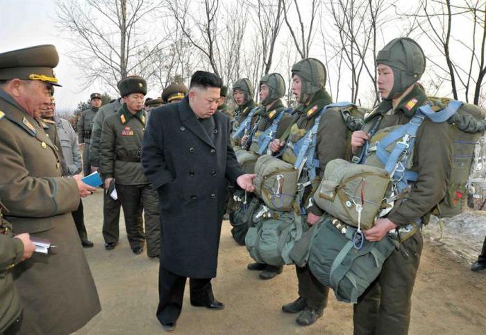 вооруженные силы корейской народно демократической республики