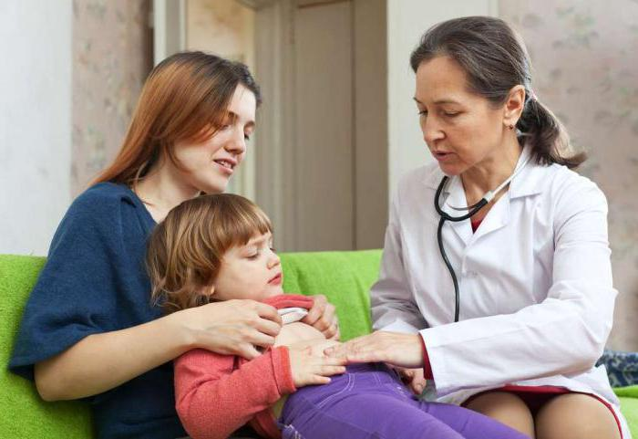 что делать если ребёнка тошнит и температура