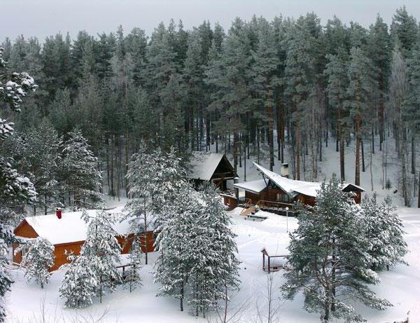 Курорт пухтолова гора