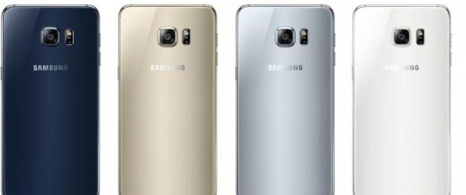 samsung galaxy s6 edge plus характеристики