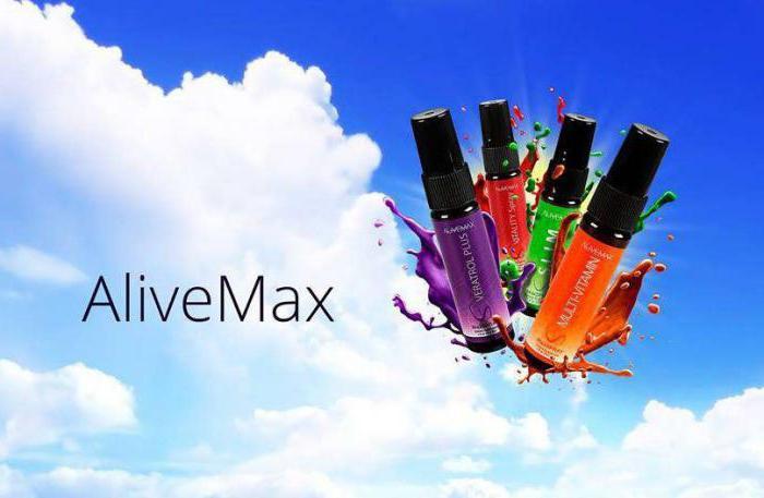 alivemax спреи отрицательные отзывы