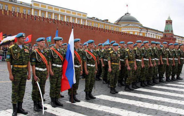 рязанское военное воздушно десантное училище