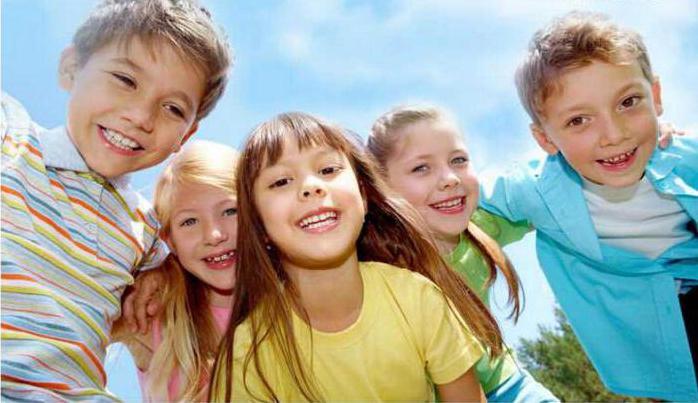 каким должно быть давление у детей