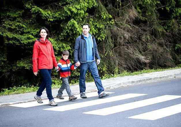 безопасность поведения детей на дорогах