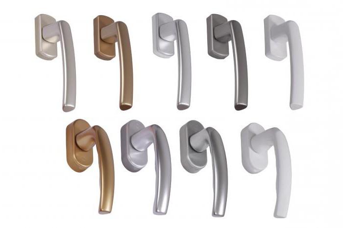 скобяные изделия для блоков дверей