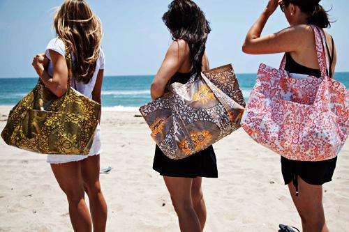 Модели пляжных сумок своими руками 593
