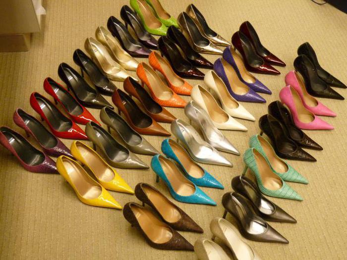 итальянские бренды обуви список