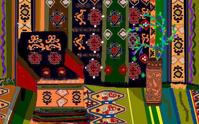 национальные костюмы народов России башкиры