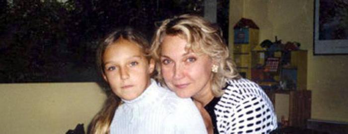 Наталья захарова дочь