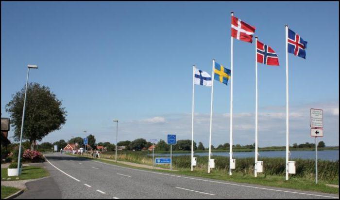 виза Швеция визовый центр