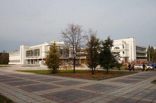Дворце творчества Зленоград