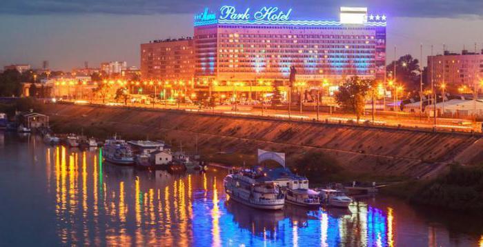 отель маринс парк нижний новгород