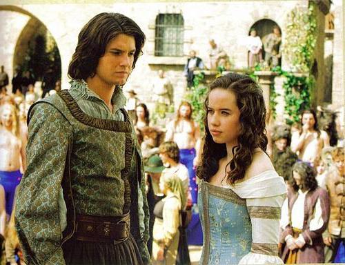 сьюзен певенси и принц каспиан