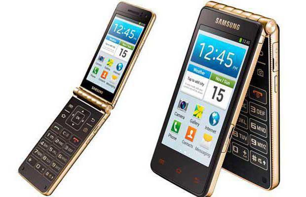 мобильные телефоны раскладушка samsung