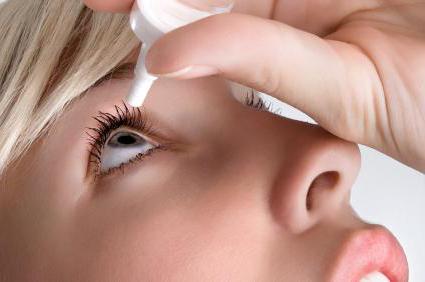 увлажняющие капли для глаз при ношении контактных линз