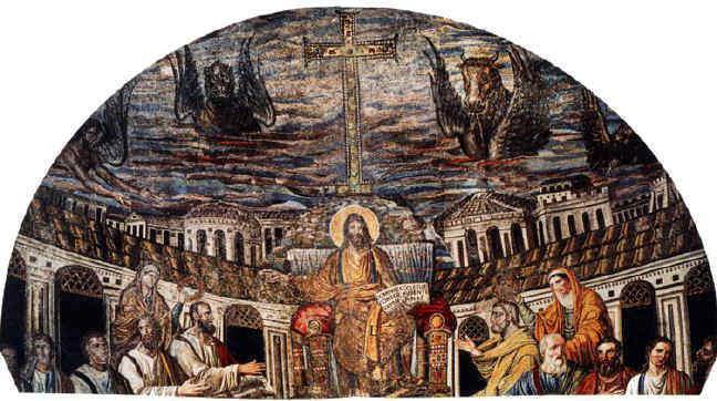 первые христиане