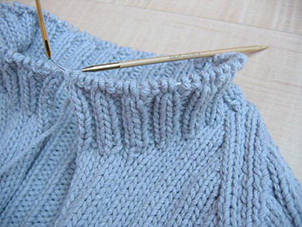 детские свитера спицами для девочек