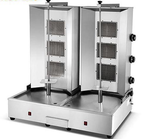 газовые аппараты для шаурмы