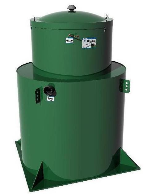 жироуловитель промышленный для канализации