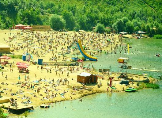 Дзержинский Московская область пляж