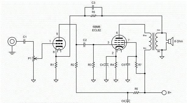 ламповый усилитель своими руками пошаговая инструкция