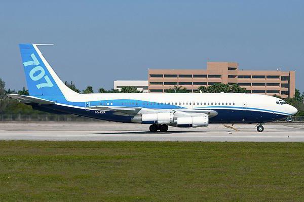 boeing 707 пассажирский самолет