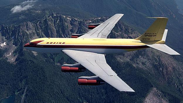 boeing 707 самолет боинг 707