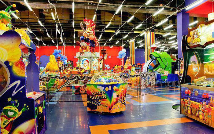 детские развлекательные центры в санкт петербурге