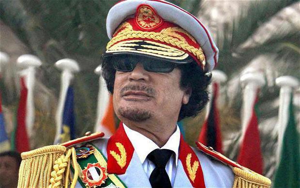 президент ливии