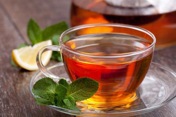 Рецепт монастырского чая от грибка ногтей