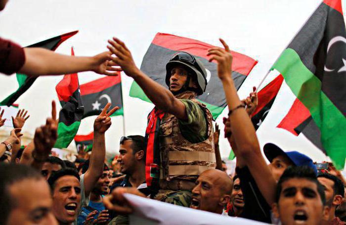 ливия государство