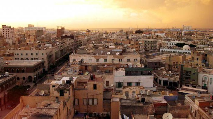 ливия светское государство