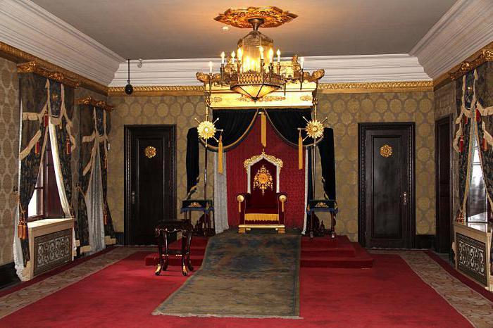 что такое престол определение