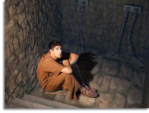 сонник посадили в тюрьму к чему снится посадили