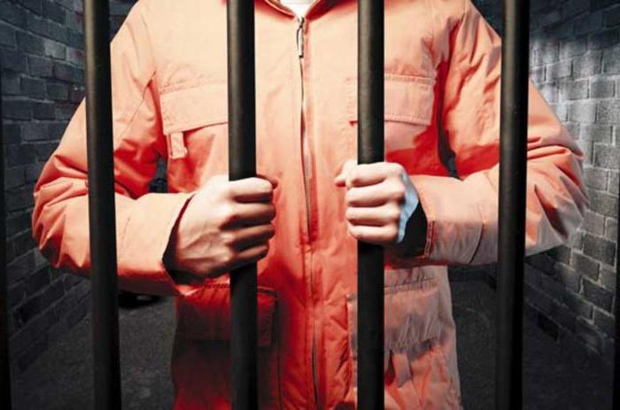 к чему снится что сажают в тюрьму