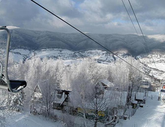 орлиная гора в Токсово