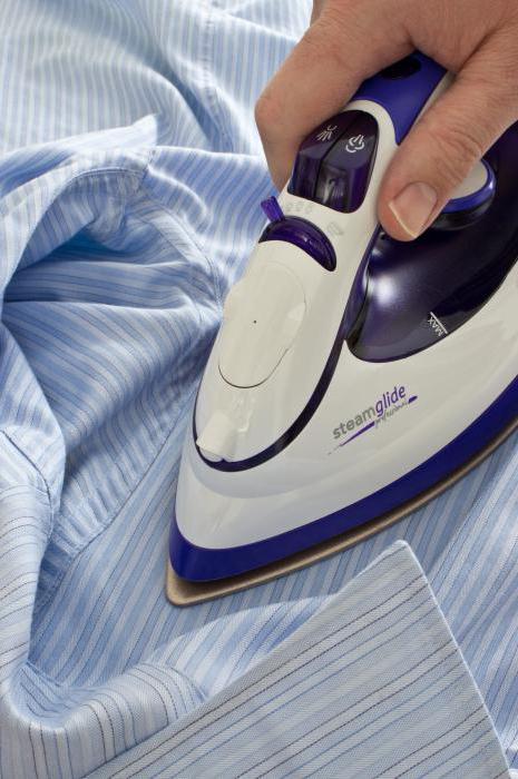 как гладить мужскую рубашку с длинным рукавом